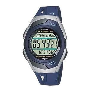 Amazon.com: Watch Casio Phys Str-300c-2ver Unisex Black: Watches