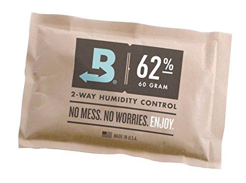 Boveda Large Humidipak 62%, 6 Pack - 1
