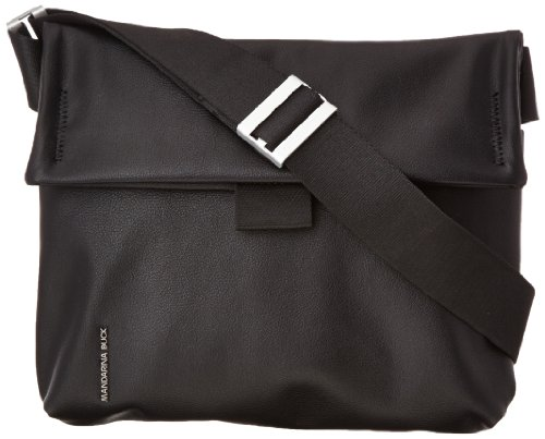 Mandarina Duck Nomad Bag Shoulder Bag Mens Black Schwarz (black 651) Size: 28x26x3 cm (B x H x T)