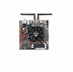 ZOTAC Intel NM10 Express/2x DDR3 1066 SO DIMM 3 Gbps Mini-ITX Motherboard D2550ITXS-B-U