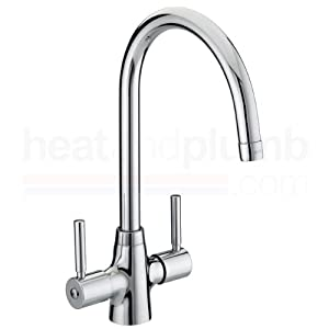 Bristan Monza Monobloc Sink Mixer Tap Chrome Plated       review and more information
