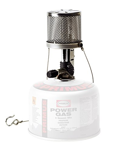 Primus Micron Lantern with Piezo Ignition (Gray) (Primus Ignition Steel compare prices)