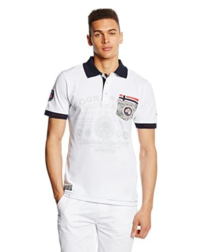 Geographical Norway Polo [Bianco]