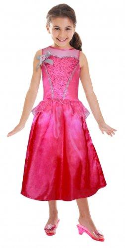 Barbie™ Prinzessinnen-Kostüm für Mädchen – 8-10 Jahre online bestellen