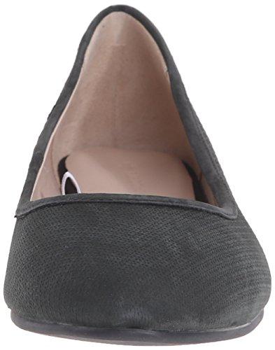 Lacoste Women's Cessole 116 2 Ballet Flat, Black, 8 M US