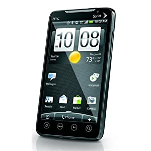 Htc Evo 4G for Sale Cheap without contract