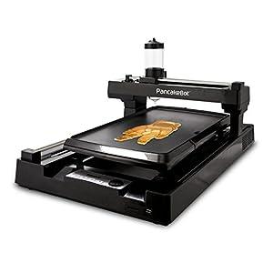PancakeBot PNKB01BK 3D Food Printer, Black by PancakeBot