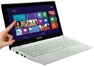 "Asus X200CA-CT156H Ultra Portable tactile 11,6"" (29,46 cm) Intel Celeron 1007U 1,5 GHz 500 Go 4 Go Blanc"