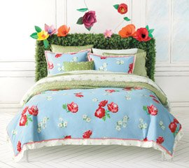 Rose's Garden Comforter Set