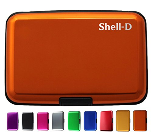 Shell D RFID Blocking Credit Card Protector Save