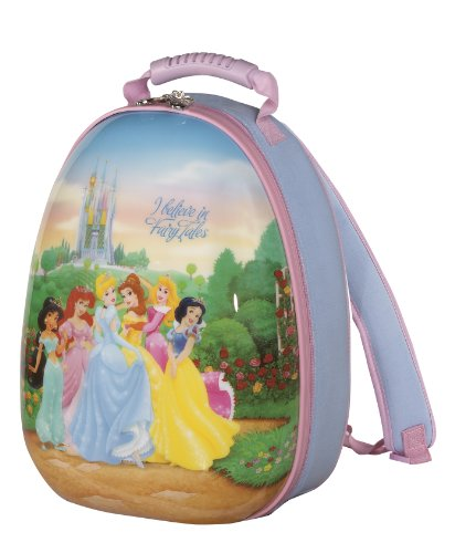 Heys USA Luggage Disney Princess Hybrid Backpack, Princess, 16 Inch (Trolley Bp compare prices)