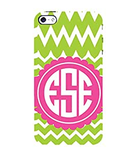 Ebby Premium Printed Back Case Cover With Full protection For Apple iPhone 5 / Apple iPhone 5S (Designer Case)