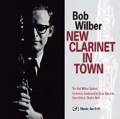 New Clarinet In Town by Bob Wilber