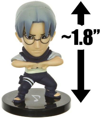 "Naruto Heros Chara-Pedia 2"" Trading Figure - Kabuto Yakushi"