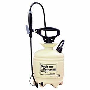 Hudson 67991 Deck And Fence Poly 1 Gallon Sprayer