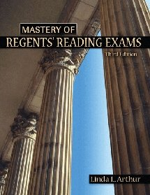 Mastery Of Regent's Reading Exams