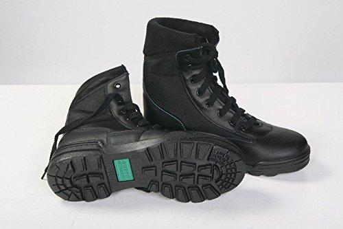 Anfibi stivali magnum donna uomo leather boot militari dal 37 al 46 unisex neri