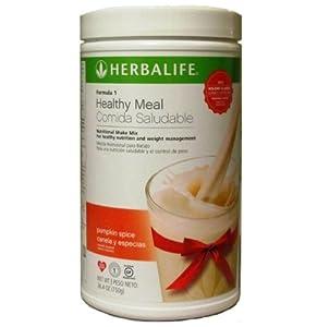 Herbalife Formula 1 Nutritional Shake PUMPKIN SPICE