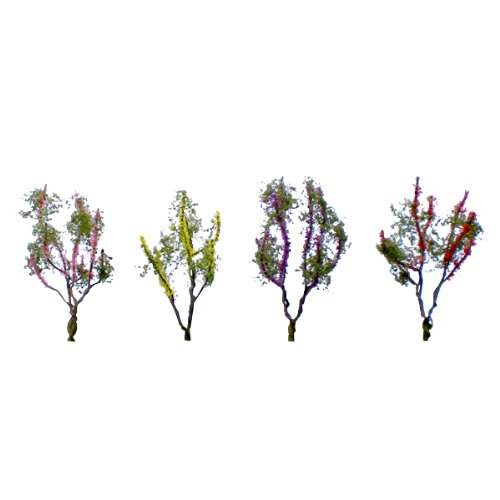Flowering Plants Series: Flower Trees