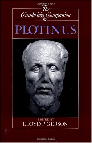 plotinus essay Free essay: plotinus on the one and the good in ennead vi, 9, plotinus discusses the nature of the one with respect to goodness, and particularly the supreme.