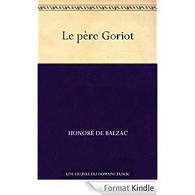 Le p�re Goriot