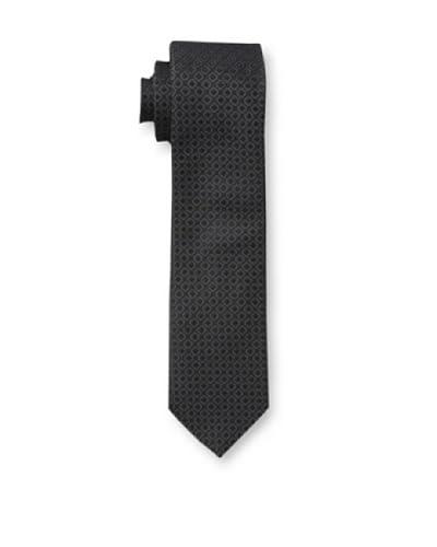 Dolce & Gabbana Men's Diamond Tie, Black