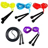 PLASTIC SKIPPING ROPE JUMP SPEED EXERCISE ROPE FITNESS fitnessXzone®
