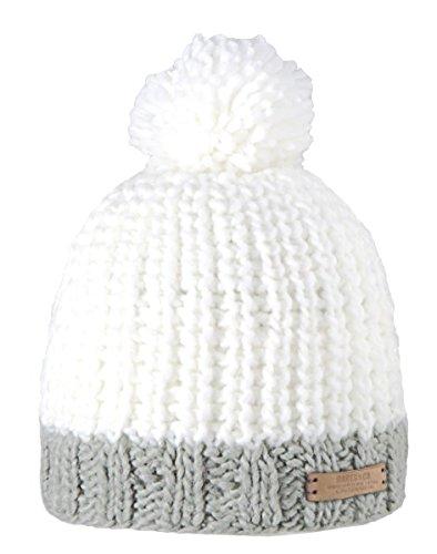 Barts Jordan Beanie - Cappellino Jordan Unisex Adulto, colore bianco (weiß), taglia unica