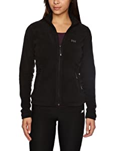 Helly Hansen Women's W Mount Prostretch Fleece Jacket - Black, X-Small
