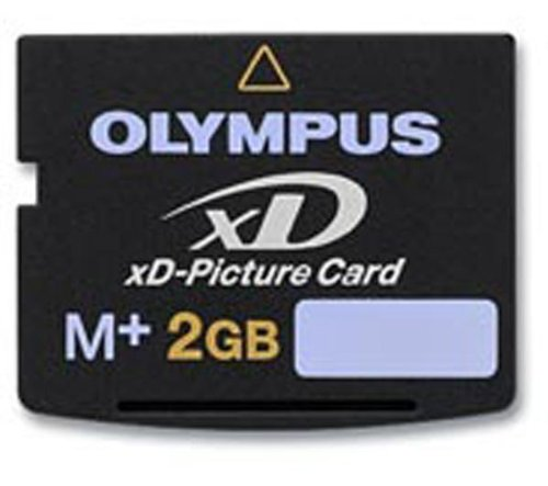 OLYMPUS XD Card - M+ Type 2GB xD Memory Card