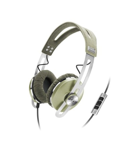 Sennheiser Momentum On Ear Headphone - Green