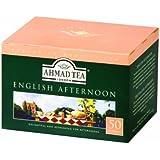 Ahmad Tea English Afternoon Tea - Box of 50 Tagless Tea Bags
