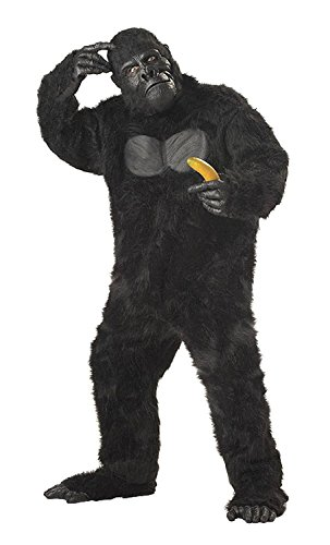 Fas Cosplay Costumes Men's Adult Gorilla Costume
