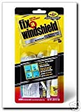 RainX Fix a Windshield Do it Yourself Windshield Repair Kit, for Chips, Cracks, Bullls-Eyes and Stars