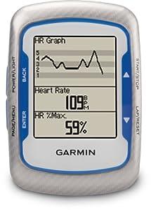 Garmin Edge 500 Bike GPS with Heart Rate Monitor and Cadence Sensor