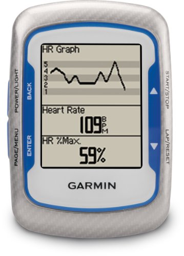 Garmin Edge 500 Cycling Gps With Speed/Cadence Sensor And Digital Heart Rate Monitor front-842025