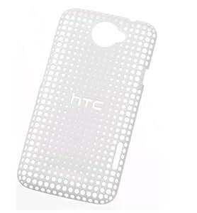 HTC HC C704 One X Hard shell Case weiß