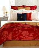 Court of Versailles Noblesse Oblige Duvet - Queen - Crimson