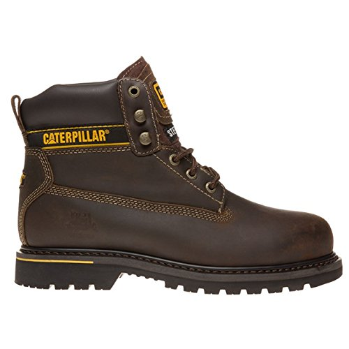 caterpillar holton sb bottes de s curit homme chaussure de s curit. Black Bedroom Furniture Sets. Home Design Ideas