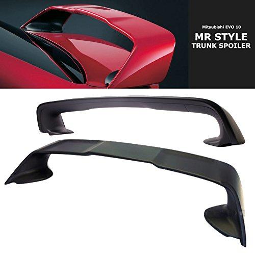 08-11 Mitsubishi Lancer EVO 10 Unpaint Trunk Spoiler Wing (Mitsubishi Lancer Evo Spoiler compare prices)
