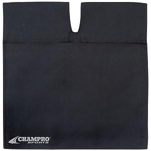 Champro Professional Umpire Ball Bag (Black)