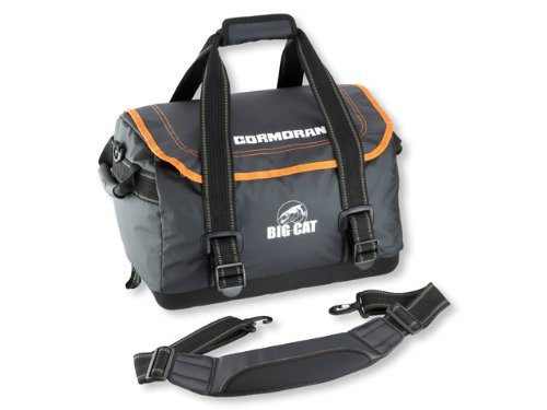 cormoran big cat tarpaulin carryall bag model 4009 71x34x34