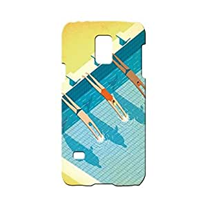 G-STAR Designer Printed Back case cover for Samsung Galaxy S5 - G4152