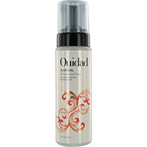 Ouidad by Ouidad Ouidad Playcurl Volumizing Foam for Unisex, 8 Ounce
