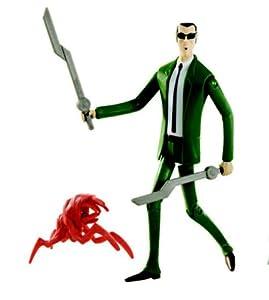Mattel Generator Rex - Agent Six With Katana Swords