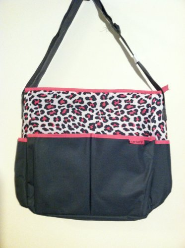Carter's® Everyday Tote Antimicrobial Baby Bag in Various Animal Prints (Cheetah Print)