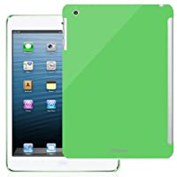 i-BLASON Apple iPad Mini with Retina Display (2nd Generation) Hard Snap On Slim-Fit Case (Smart Cover Compatible with Smart Cover Anchor Lock) (Green) by i-Blason