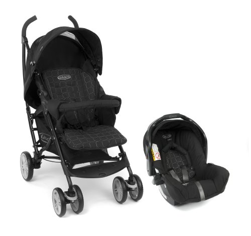 Graco Mosaic Pushchair Travel System (Mode Noir)