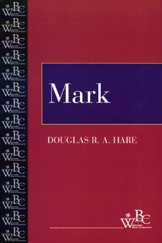 Mark (Westminster Bible Companion) front-567845