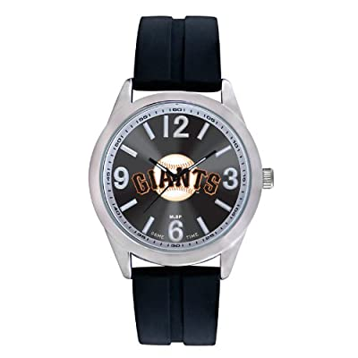 "Game Time Men's MLB-VAR-SF ""Varsity"" Watch - San Francisco Giants"